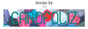 DIY tricot création d'un tapis en pompons multicolor proposé par carofoliz.com