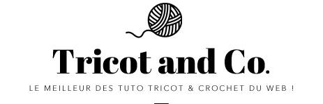 Tricot and Co - Le meilleur des tuto tricot et crochet du web !