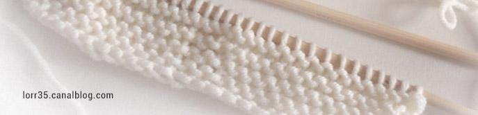 Tutoriel gratuit tricot chaussons pour bébé