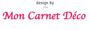 Design by Mon Carnet Déco